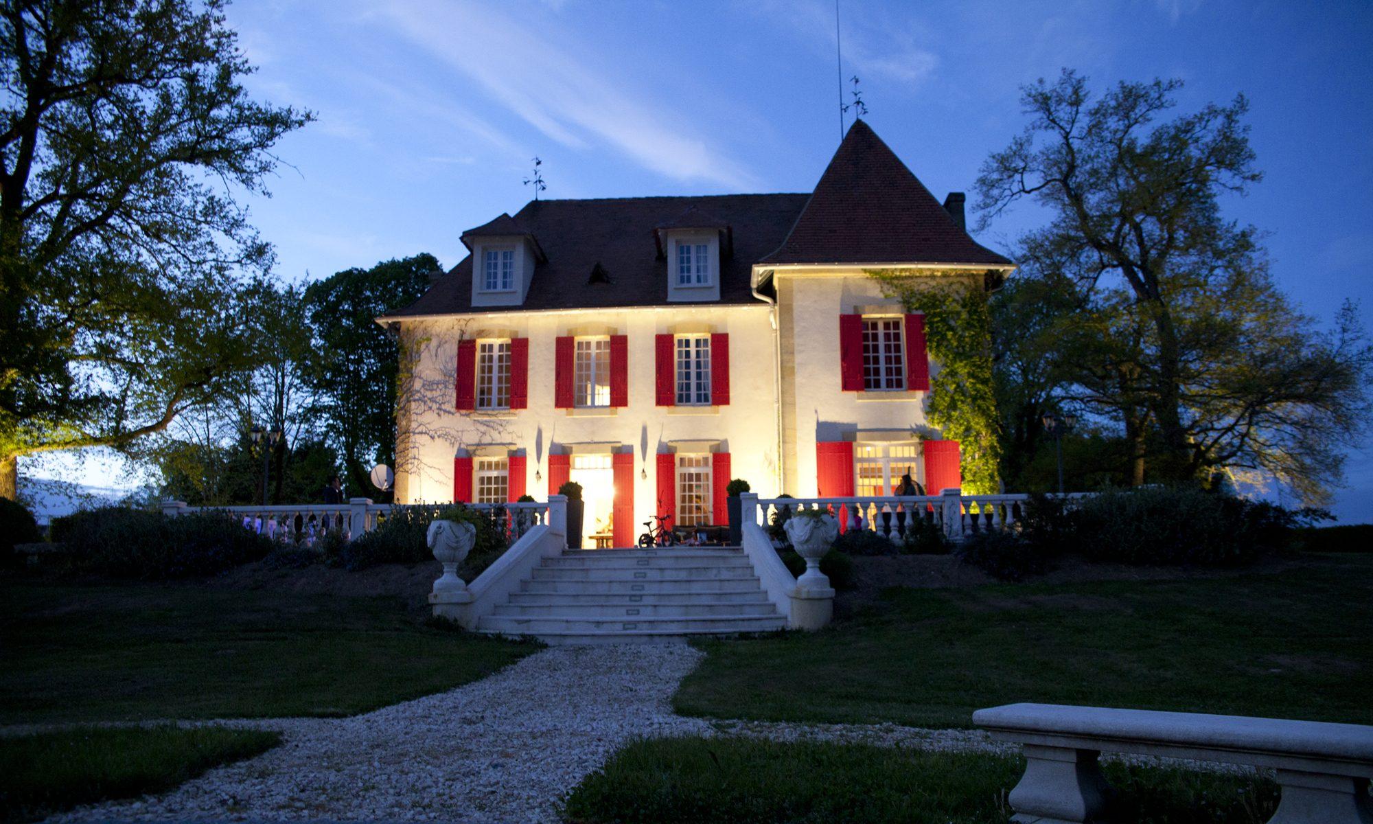 Château la TILLERAIE