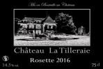 Rosette 2015 et 2016